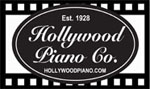 logo for Hollywood Pianos